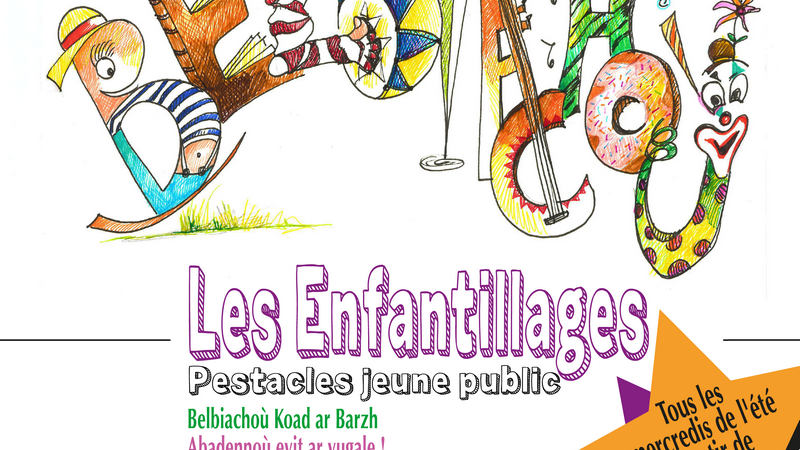 L'éco-domaine du Bois du Barde à Mellionnec (22) reprend ses «Enfantillages»
