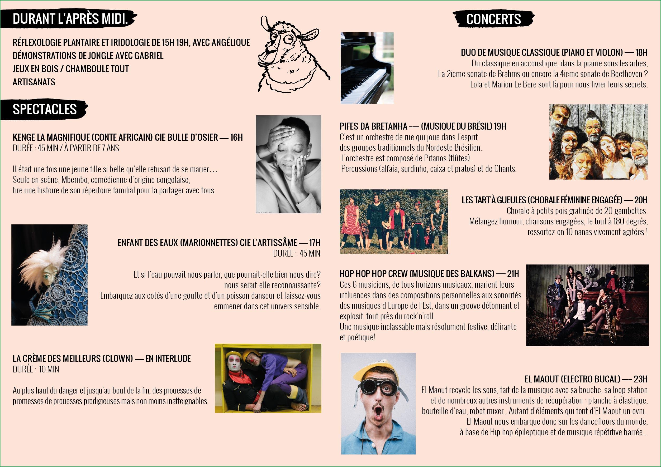 Sulniac (56) – Festival Mout'Le son